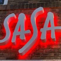 photo of sasa restaurant