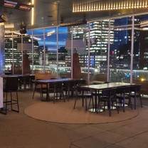 photo of lookout rooftop restaurant