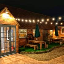 photo of the stables at cantley restaurant