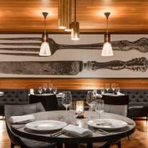 photo of toca - the ritz-carlton, toronto restaurant