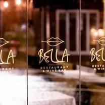 photo of bella restaurant and wine bar restaurant