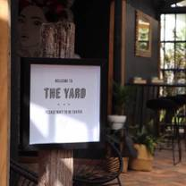 photo of the yard bar and grill restaurant