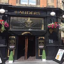 photo of lauders inverness restaurant