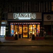 photo of d'angelo bar & restaurant restaurant
