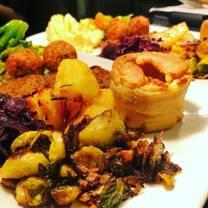 photo of the tipsy vegan restaurant