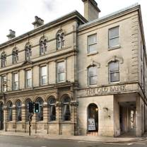photo of the old bank grantham restaurant