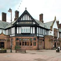 photo of the george crosby restaurant