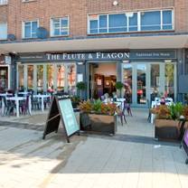 photo of the flute and flagon solihull restaurant