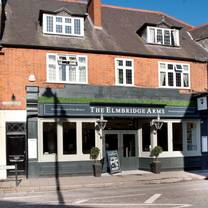 photo of the elmbridge arms weybridge restaurant