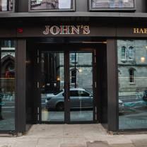 photo of john's bar & haberdashery restaurant