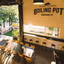 photo of boiling pot brewing co restaurant