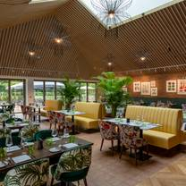 photo of the terrace restaurant rhs garden wisley restaurant