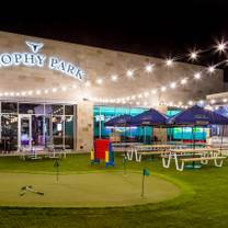 photo of trophy park sports lounge restaurant