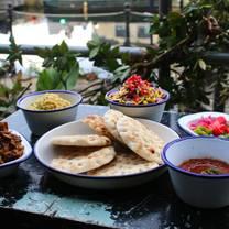 photo of grow, hackney restaurant