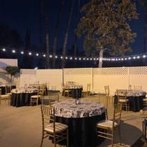 photo of the romanesque room restaurant