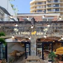 photo of lyons den gosford - bar restaurant