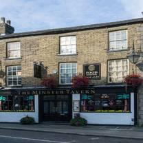 photo of minster tavern ely restaurant