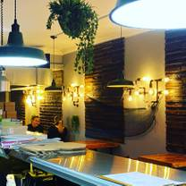 photo of social board restaurant