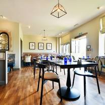photo of the gallery restaurant at stanton manor restaurant