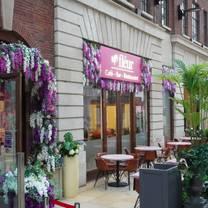 photo of fleur restaurant