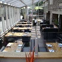 photo of sidedoor contemporary kitchen & bar restaurant