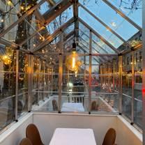 photo of somo greenhouse restaurant