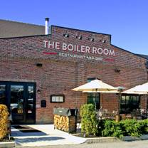 photo of the boiler room restaurant restaurant