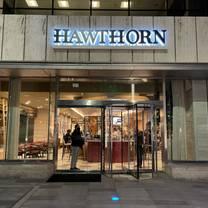 photo of hawthorn restaurant