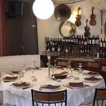 foto del ristorante osteria la fonderia da gas