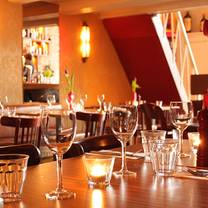 foto van cafe piazza restaurant