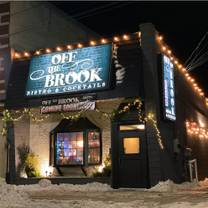 photo of off the brook bistro & cocktails restaurant