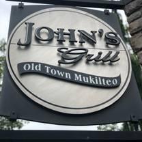 photo of john's grill restaurant