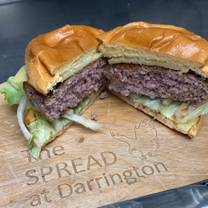 photo of the spread at darrington restaurant