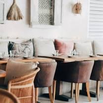 photo of the mez club restaurant