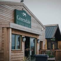 photo of greendale farm shop cafe and restaurant restaurant