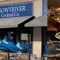 photo of snowy river cocktails restaurant