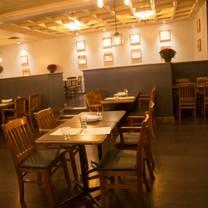photo of hobart's restaurant restaurant