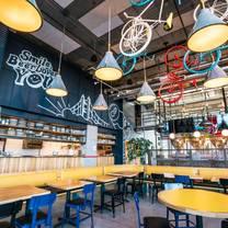 photo of new belgium brewpub san francisco restaurant