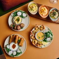 photo of babylonia fitzroy restaurant