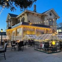 photo of puddicombe house restaurant