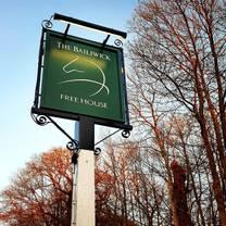 photo of the bailiwick free house restaurant
