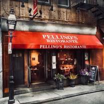photo of pellinos ristorante restaurant