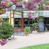 foto von restaurant und parkcafé forstbaumschule restaurant