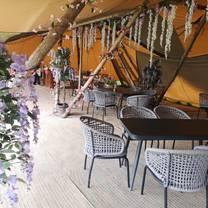 photo of stoke place wigwam restaurant