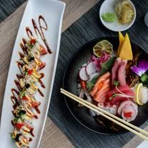 foto de restaurante sushi rock