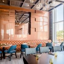 photo of firelake grill house at radisson dubai damac hills restaurant