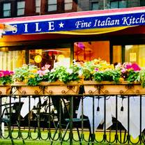 photo of basile - fine italian kitchen restaurant