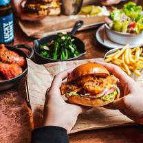 photo of the blues kitchen - manchester restaurant