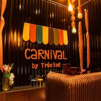 photo of carnival by tresind restaurant