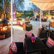 photo of riverside terrace at crowne plaza stratford-upon-avon restaurant